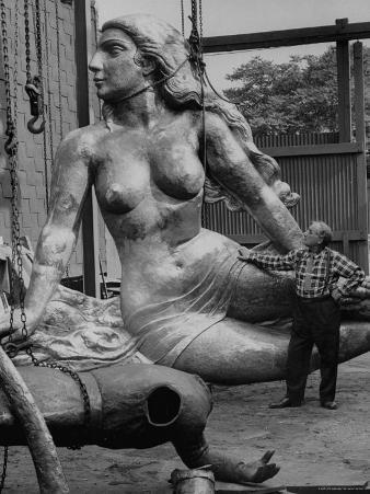 Statue Created by Sculptor William Zorach