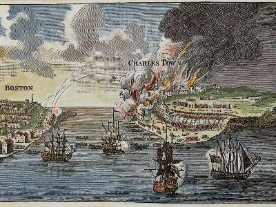 Attack on Bunker Hill and Burning of Charlestown Known asBattle of Bunker's Hill