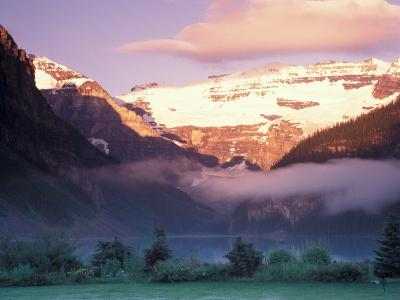 Lake Louise Morning, Banff National Park, Alberta, Canada