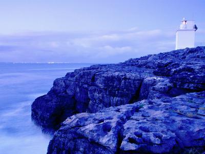 Black Head Lighthouse, Black Head, Ireland