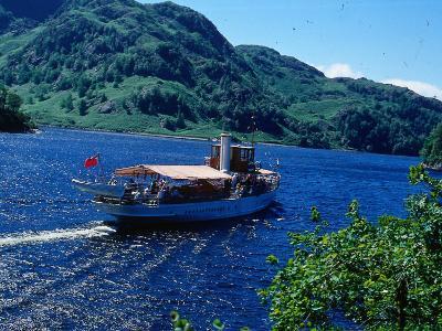 Ships Sir Walter Scott, August 1989