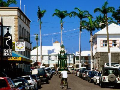 Town Street, Basseterre, St. Kitts & Nevis