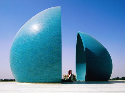 Martyr's Monument to Iraq/Iran War, Baghdad, Iraq