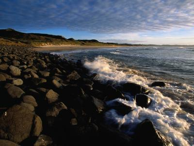 Beach at Marrawah, Tasmania, Australia