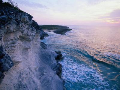 The White Cliffs of Cape Santa Maria on Long Island, Long Cay, Acklins & Crooked Islands, Bahamas