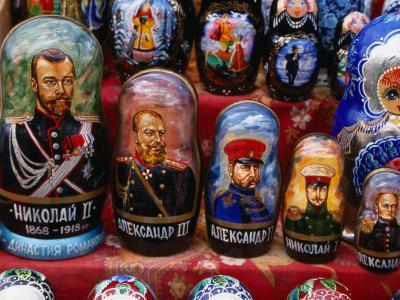Traditional Historical Dolls, St. Petersburg, Russia