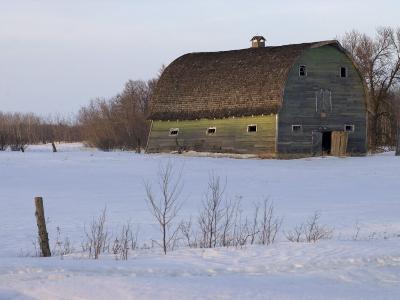 Rural Area Around Gimli