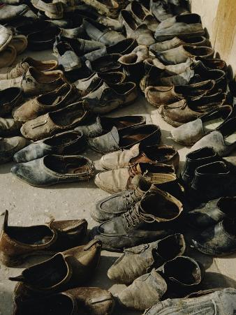 A Bundle of Old Shoes