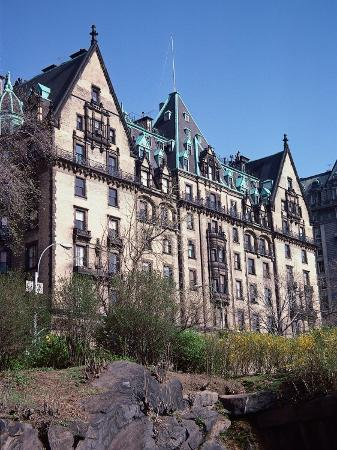 The Dakota, Central Park West, NYC