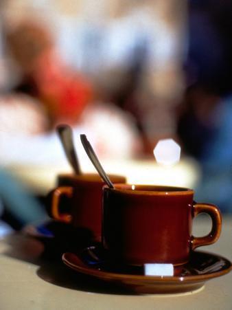 Cafe, Aix En Provence, France