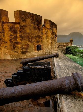 Fuerte de San Felipe, Puerto Plata, Dominican Republic