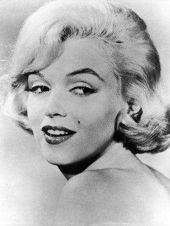 Marilyn Monroe (Norma Jean Baker) American Film Actress and Sex Symbol