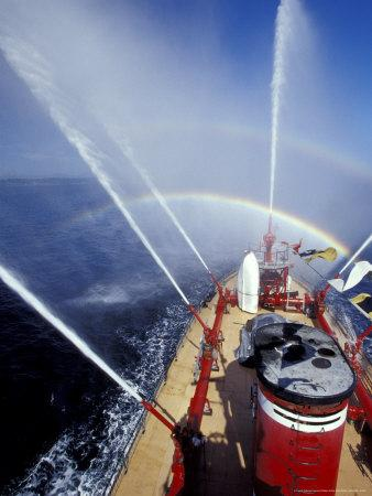 Fireboat Duwamish, Seattle, Washington, USA