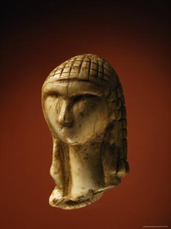 The 25,000-Year-Old Ivory Venus of Brassempouy