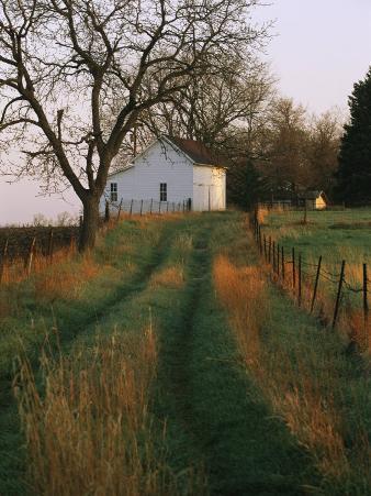 Historic Stevens Creek Farm Near Lincoln, Nebraska
