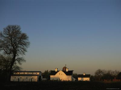 Historic Stevens Creek Farm Near Lincoln, Nebraska