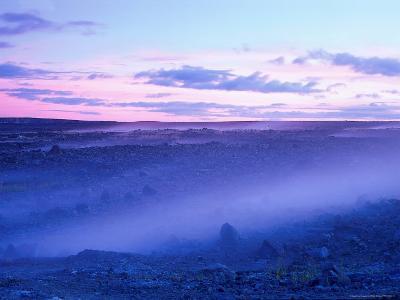 Steam Vents, Volcano National Park, HI