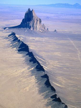 Shiprock, Northwest New Mexico