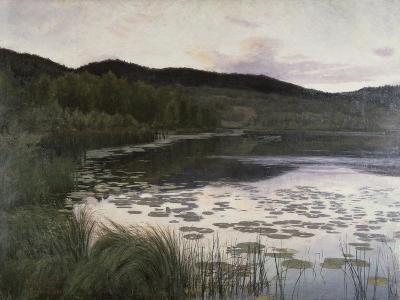 Summer Night, 1886