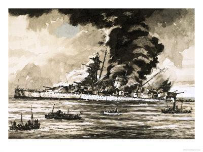 The Graf Spee