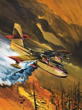 Flying Fire-Fighters