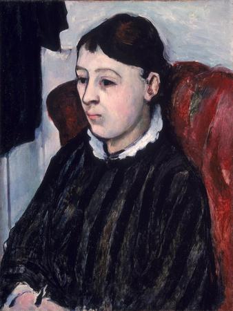 Madame Cezanne, c.1883-85