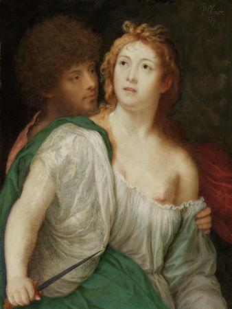 Portrait of Tarquin and Lucretia