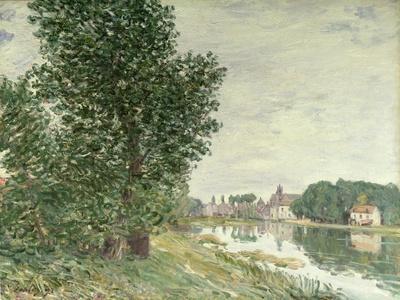Moret-Sur-Loing, 1892