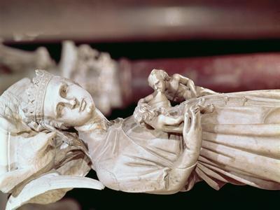 Pulpit, Detail of Sculpture