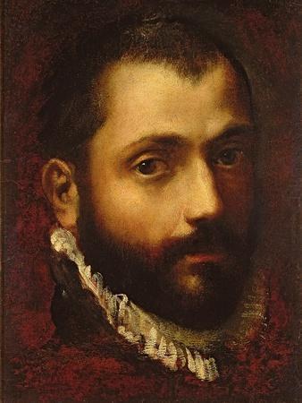 Self Portrait, 1570-75