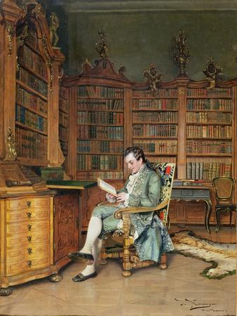 The Bibliophile