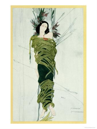 Ida Lvovna Rubinstein