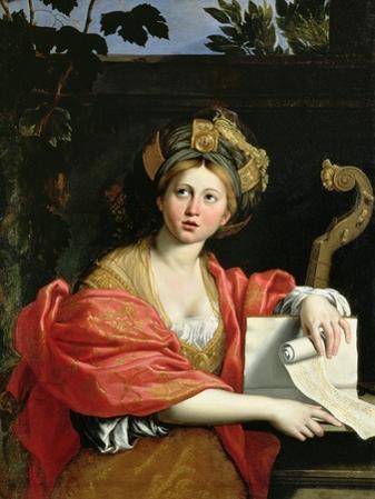 The Cumean Sibyl, 1616