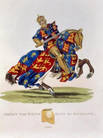 Henry VI, King of England