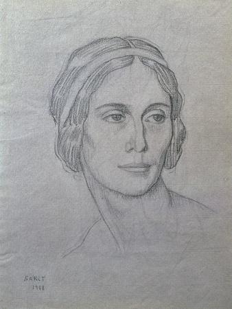 Portrait of Anna Pavlova