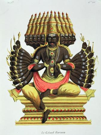 The Giant Ravana