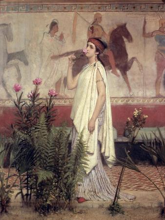 Greek Woman, 1869