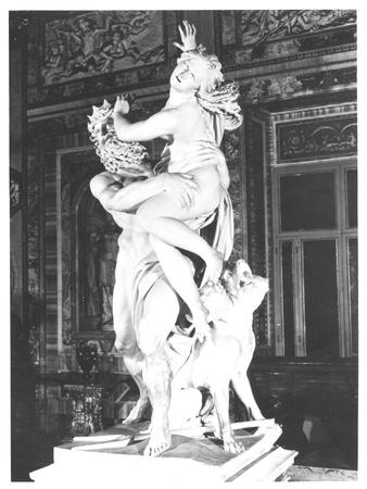 Pluto and Proserpina, 1621-22
