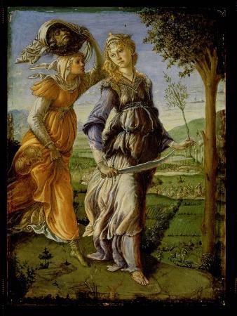 The Return of Judith, 1467