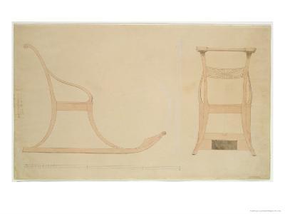 Chair For a Sleigh