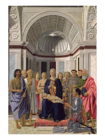 The Brera Altarpiece, 1472-74