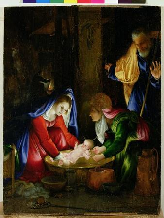 The Nativity, 1527