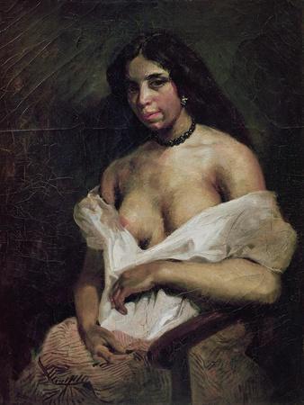 Mulatto Woman, c.1821-24