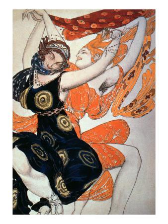 Operatic Costume Designs, 1911