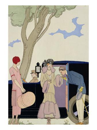 Envy, 1914