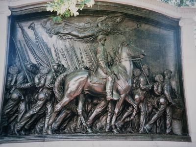 The Robert Gould Shaw