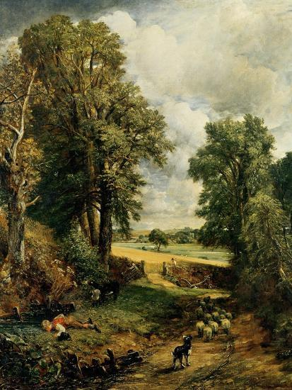 The Cornfield, 1826' Giclee Print - John Constable   AllPosters.com