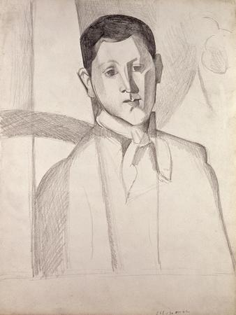 Portrait After Cezanne