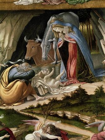 Mystic Nativity, 1500