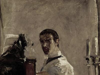 Self Portrait, 1880